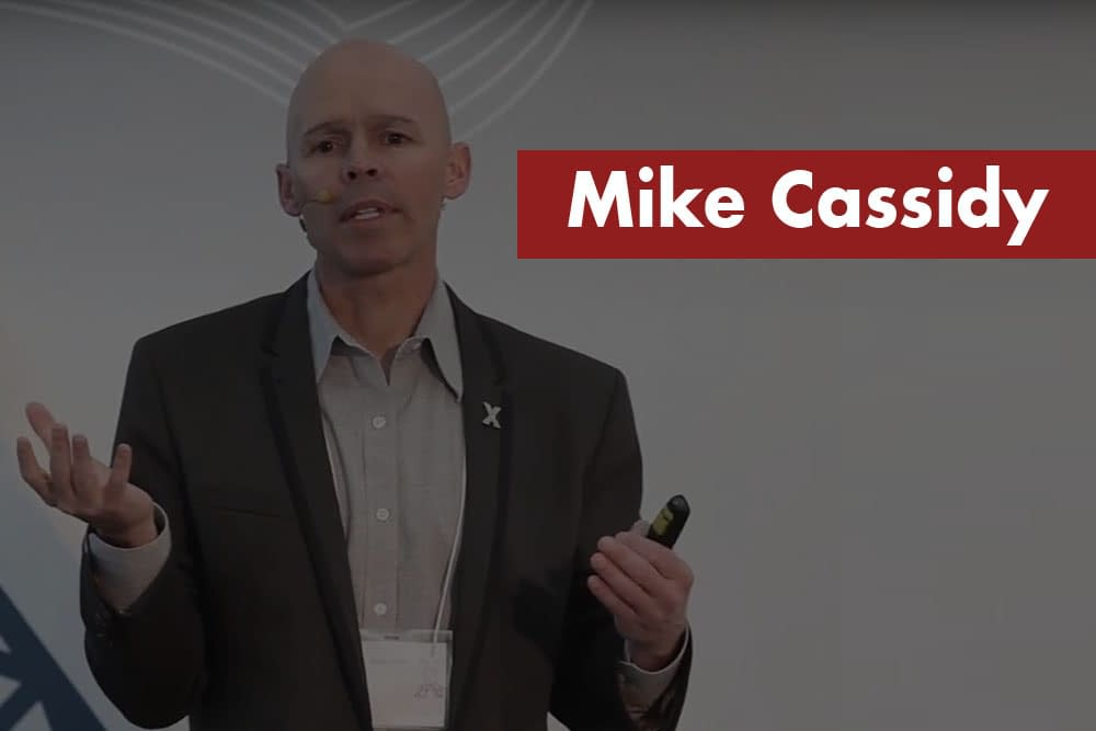 Mike Cassidy, VP Google