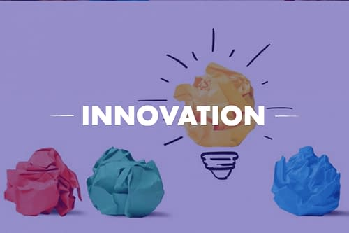 It takes two to innovate