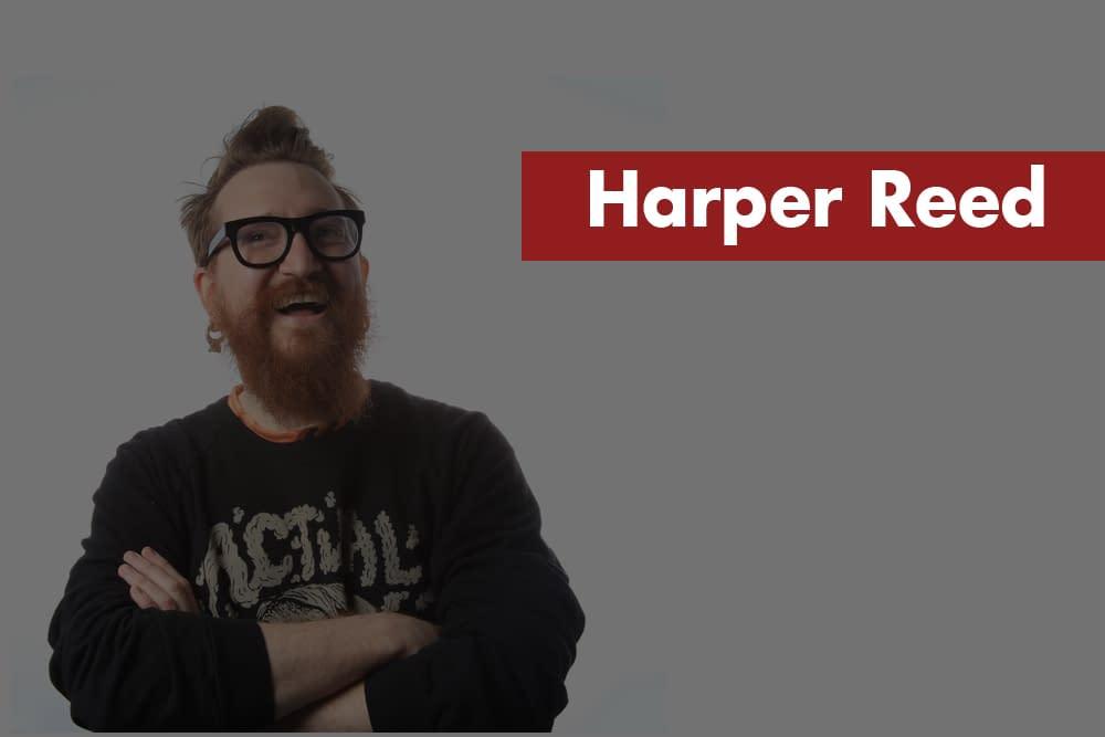 Harper Reed, CTO Campagne d'Obama 2012