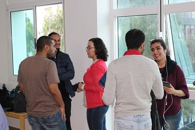 Networking new work lab coworking maroc